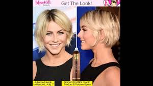 julianne hough rocks messy bob u2014 get her effortlessly cool look