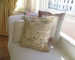 Cushions Shabby Chic by Rustic Cushion Etsy