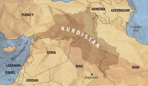 Map Of Israel And Middle East of greater kurdistan will contribute to stability in middle east