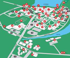 map of st sju cus map csb sju