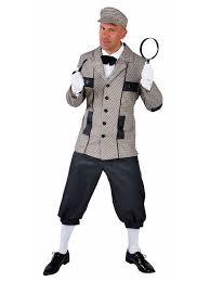 sherlock halloween costumes men u0027s police costumes u0026 swat fancy dress cops u0026 robbers fancy