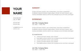 free google resume templates jospar