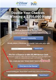 like zillow on facebook u0026 enter to win a 350 000 new home