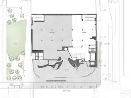 used car floor plan the broad museum diller scofidio renfro archdaily