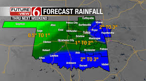 Cold Front Map More Unsettled Weather Heading Into June Newson6 Com Tulsa Ok