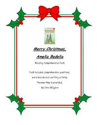 amelia bedelia goes camping comprehension camping items amelia
