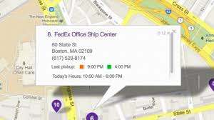 Boston Google Maps by Fedex Com Re Imagined With Google Maps Youtube