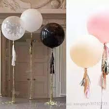cheap helium balloons delivered 36inch 90 cm big ballon birthday wedding party helium
