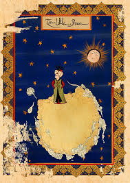 Ottoman Literature Küçük Prens 1943 Antoine De Exupéry Ilginç Pinterest