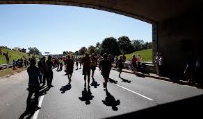 Dc Traffic Map Marine Corps Marathon Brings Road Closures To Arlington Dc Wtop
