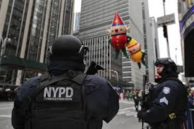 security tight for thanksgiving parade in terror wary nyc 1520