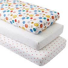 crib fitted sheets the land of nod