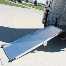 Bifold Exterior Doors Prices by Link Mfg Aluminum Flat Mount Bi Fold Ramp Inlad Truck U0026 Van Company