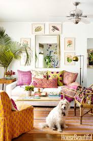Heather Taylor Home by Boho Apartment In Miami Beach Schuyler Samperton U0027s Colorful Style