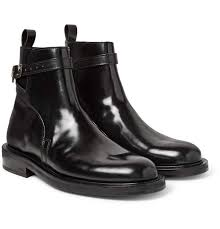s jodhpur boots uk ebay boots uk sale mens ami black polished leather jodhpur boots
