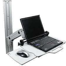 wall mount laptop desk wall mount laptop station locking wall mount laptop stand