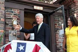 Bill Clinton House Bill Clinton To Make Campaign Stop In Fayetteville Oct 7
