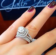 bridal set wedding rings 10 best and rings images on bridal sets wedding