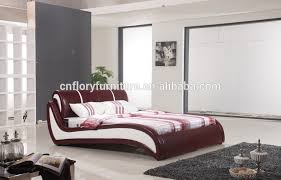 China Modern Furniture Latest Double Bed Designs Bl Buy - Bedroom furniture china