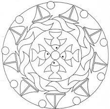 29 simple mandala images drawings mandala
