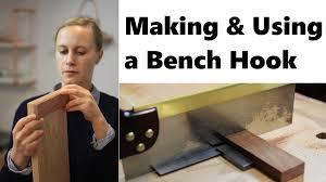 making u0026 using a bench hook youtube