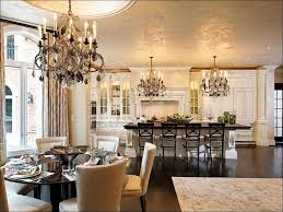 kitchen copper hanging lights modern dining room chandeliers