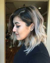 how to achieve dark roots hair style love that ash blonde color with the dark roots and slightly