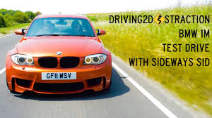bmw 1m review my car bmw 1m coupe test drive review with sideways sid on