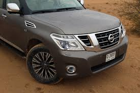 nissan platinum 2016 2016 nissan patrol u2013 is the beast getting old ihab drives