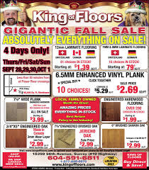 king of floors home