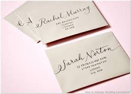 wedding invitations addressing addressing wedding invitations lilbibby