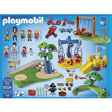 cuisine playmobil 5329 playmobil city children s playground 159 pieces toys
