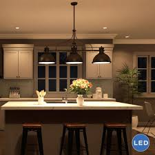kitchen island lights fixtures vonn lighting vvc31203bz dorado architectural bronze island light