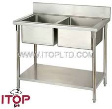 Stainless Steel Freestanding Kitchen Sinks Buy Freestanding - Stand alone kitchen sink