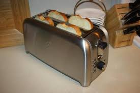 Toasters Walmart Oster Designed For Life 4 Slice Toaster Brushed Stainless