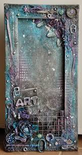 Pinterest Canvas Ideas by Mon Scrap U0027uleux Monde Artesanato Pinterest Canvas Collage