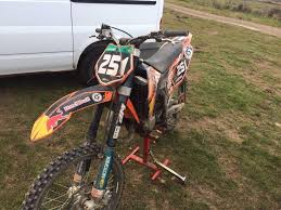 ktm 125 sx not yamaha yz honda crf in lochgilphead argyll and