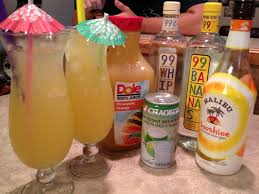 juicy fruit malibu sunshine pineapple orange juice 99 whip