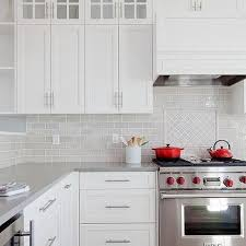 mini subway tile kitchen backsplash light gray mini subway kitchen backsplash tiles design ideas