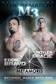 Eddie Bravo Electric Chair Royler Gracie Vs Eddie Bravo Metamoris 3 Rules Controversy Mma