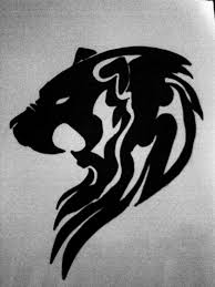 black tribal