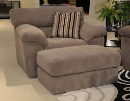 comfy chair with ottoman chairs design wing chair accent chairs for living room oversized