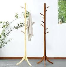 wooden coat rack australia solid wood coat stand ebay getbackinc