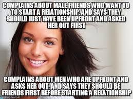 Female Logic Meme - women logic female meme on memegen