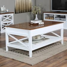 coffee table belham living hampton storage and lift top coffee