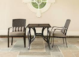 la z boy dining room sets la z boy outdoor mckenna 3pc bistro set