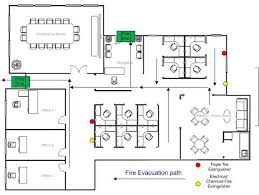 Evacuation Floor Plan Template Classy 90 Office Floor Plan Template Inspiration Of Office Floor
