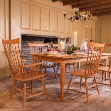 cherry wood dining table and chairs dining room furniture sets vermont woods studios
