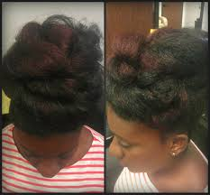 natural hairstyle protective style big twisted faux bun youtube