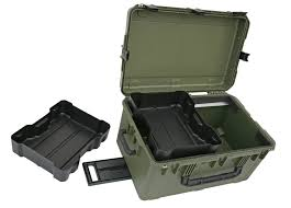 casecruzer army footlocker case helps overseas military keep